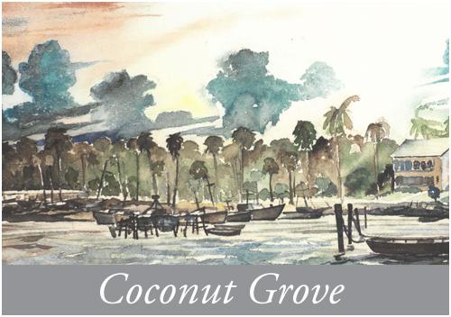 Coconut Grove History