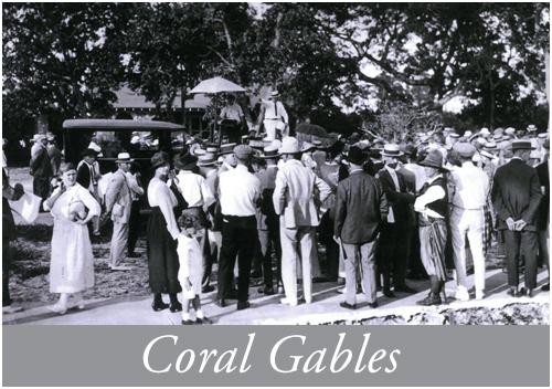 Coral Gables History