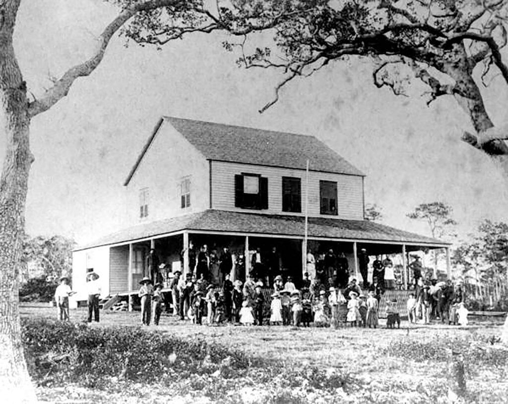1886 Peacock Inn Christmas