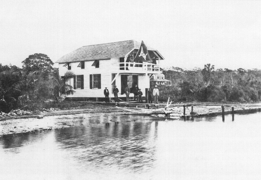 Ralph Munroe Boat House
